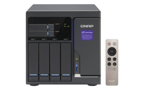 QNAP TVS-682 Ethernet LAN Tower Black NAS