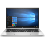 "HP EliteBook 830 G7 Notebook 33.8 cm (13.3"") 1920 x 1080 pixels 10th gen Intel® Core™ i5 8 GB DDR4-SDRAM 256 GB SSD Wi-Fi 6 (802.11ax) Windows 10 Pro Silver"