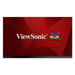"Viewsonic LD135-151 signage display Digital signage flat panel 3.43 m (135"") LED Full HD Black Built-in processor Android 8.0"