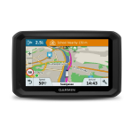 "Garmin dēzl 580 LMT-D navigator Fixed 12.7 cm (5"") TFT Touchscreen 234 g Black, Grey"