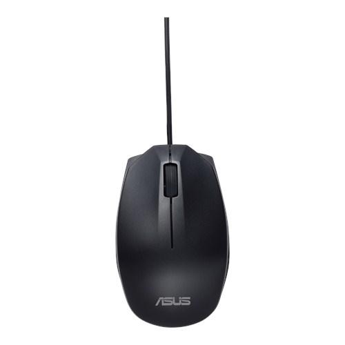 ASUS UT280 USB Optical 1000DPI Ambidextrous Black mice