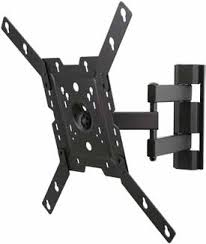 "Peerless TRA746 50"" Black flat panel wall mount"