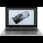 "HP ZBook 15u G6 Mobile workstation Silver 39.6 cm (15.6"") 1920 x 1080 pixels 8th gen Intel® Core™ i7 8 GB DDR4-SDRAM 256 GB SSD AMD Radeon Pro WX 3200 Wi-Fi 5 (802.11ac)"