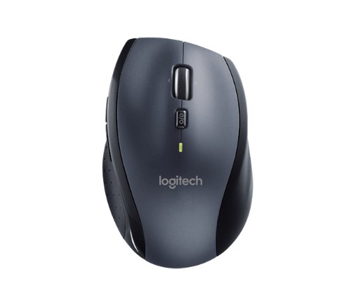 Logitech M705 mouse RF Wireless Laser 1000 DPI Right-hand