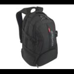 """Wenger/SwissGear Transit notebook case 40.6 cm (16"""") Backpack case Black"""