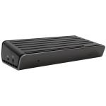 Targus DOCK180REU notebook dock/port replicator Verkabelt USB 3.2 Gen 1 (3.1 Gen 1) Type-C Schwarz