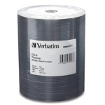 Verbatim 97018 CD-R 700MB 100pcs Read/Write CD