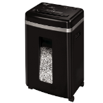 Fellowes Powershred 450M Micro-cut shredding 60dB Black Paper Shredder