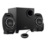 Creative Labs T3250 speaker set 2.1 channels Black