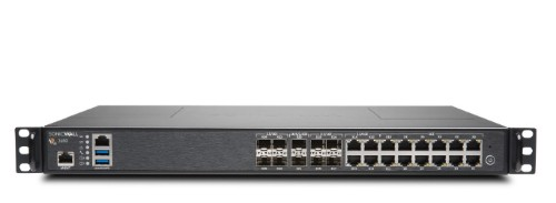 SonicWall NSA 3650 High Availability hardware firewall 3750 Mbit/s
