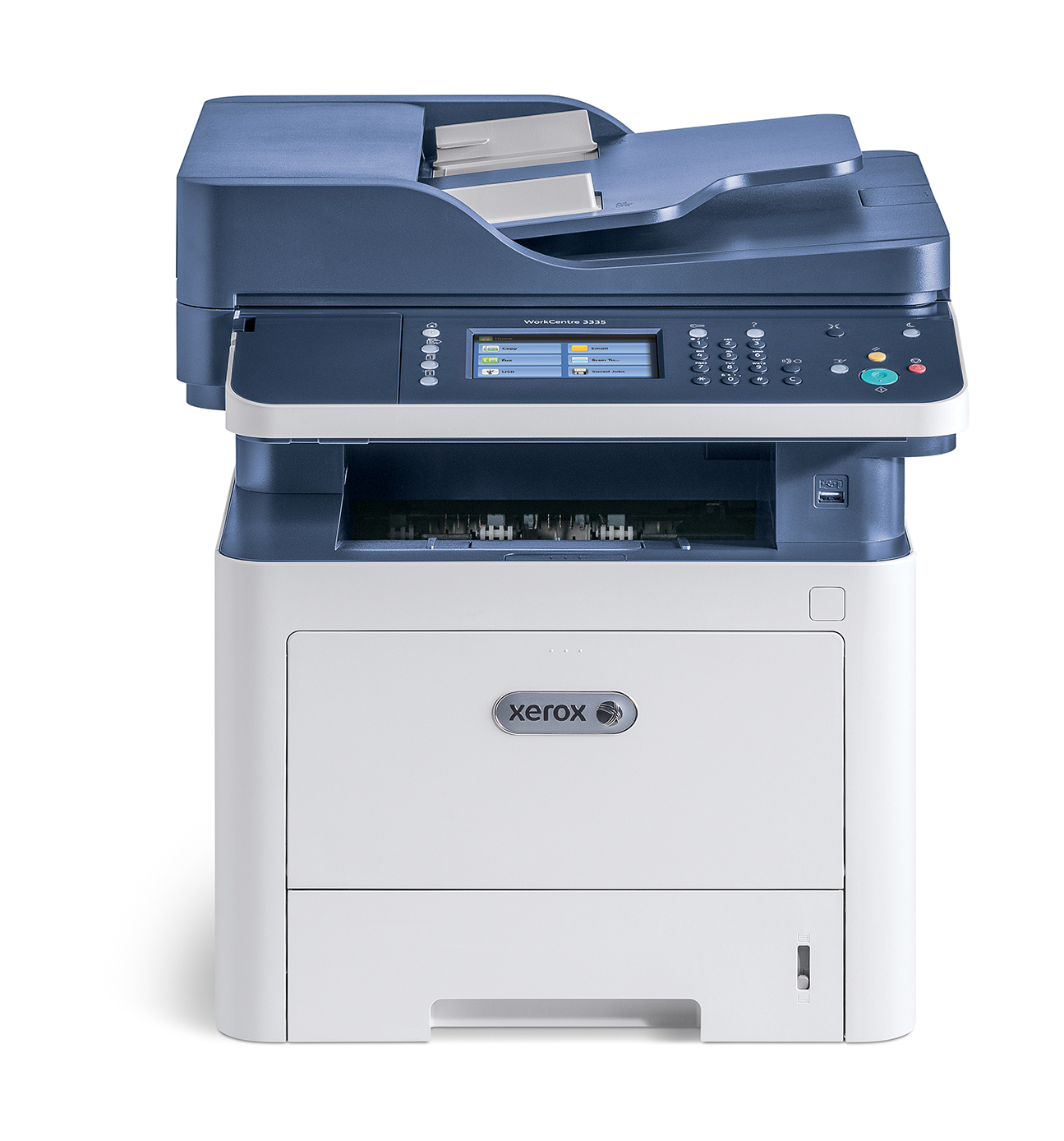 Xerox WorkCentre WC 3335 A4 33 ppm WiFi Doble cara Copia/impresión/escaneado/fax PS3 PCL5e/6 ADF 2 bandejas 300 hojas