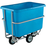 FSMISC MOBILE TAPERED CONTAINER BLUE 308368367