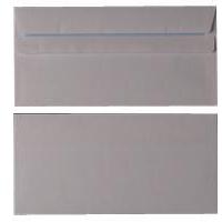 Envelope S/S DL 90g White Pk1000