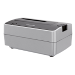 Freecom Hard Drive Dock Quattro Black, Silver
