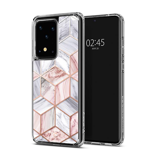 """Spigen ACS00724 mobiele telefoon behuizingen 17,5 cm (6.9"""") Hoes Multi kleuren, Transparant"""