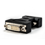 Vertiv Avocent VAD-28 cable interface/gender adapter DVI-A VGA Blue