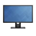 "DELL E Series E2216HV LED display 55.9 cm (22"") 1920 x 1080 pixels Full HD LCD Flat Matt Black"
