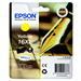 Epson C13T16344010 (16XL) Ink cartridge yellow, 450 pages, 7ml
