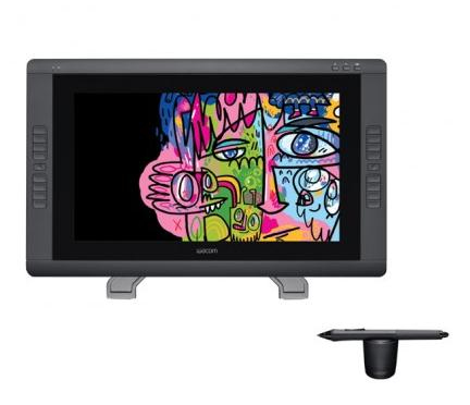 Wacom Cintiq 22HD 5080lpi 475.2 x 267.3mm Black graphic tablet
