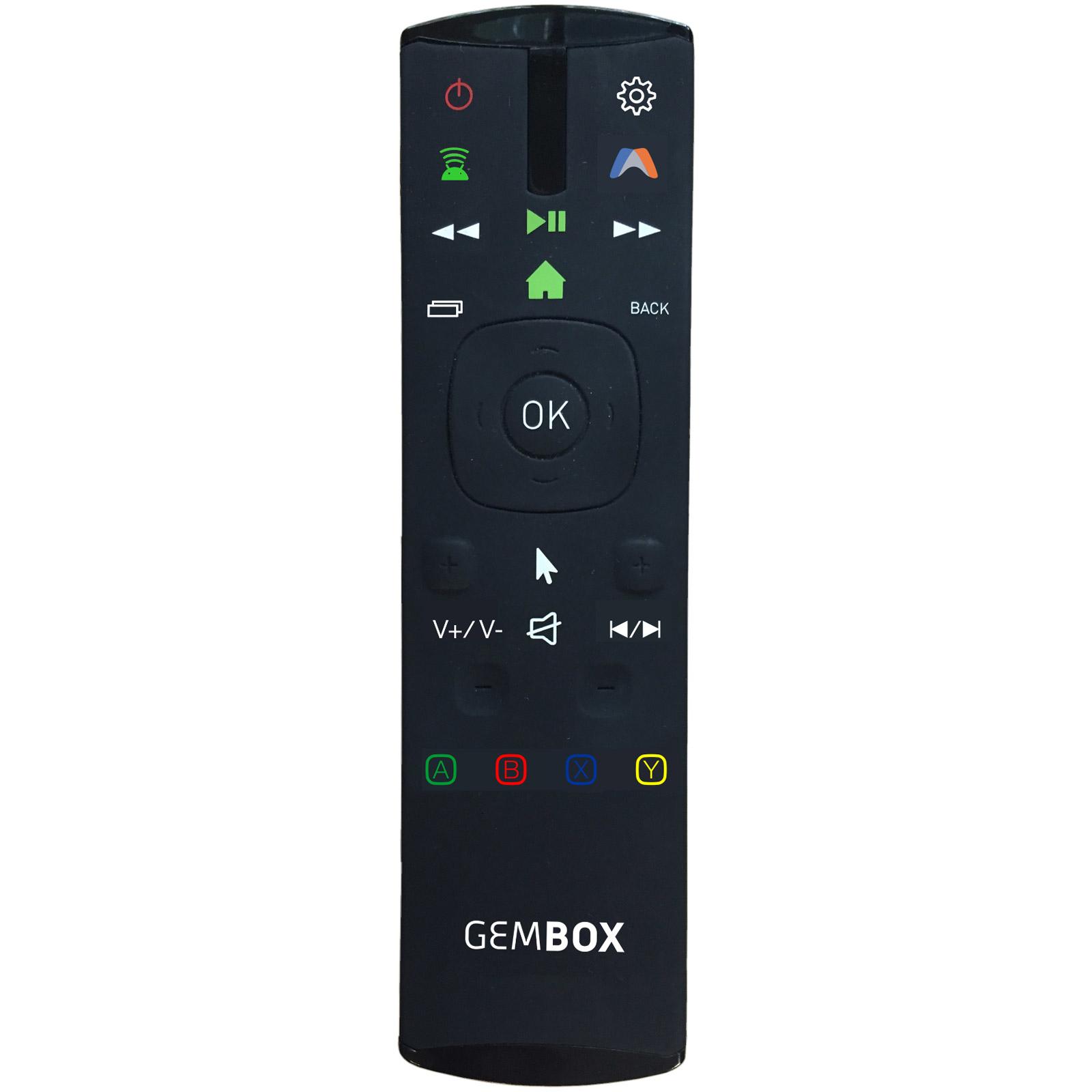 Emtec GEM Motion Motion controller Android Black