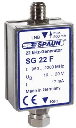 Spaun SG 22F Silver