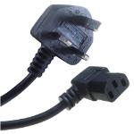 CONNEkT Gear 27-0018 power cable Black 2 m C13 coupler BS 1363