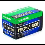 Fujifilm Provia 100F colour film 36 shots