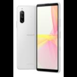 "Sony Xperia 10 III 15.2 cm (6"") Hybrid Dual SIM Android 11 5G USB Type-C 6 GB 128 GB 4500 mAh White XQBT52W.UKCX"