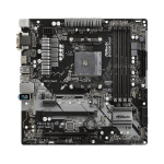 Asrock B450M Pro4 motherboard Socket AM4 ATX AMD B450