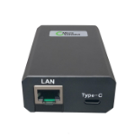 Microconnect POEINJ-25W-USBC PoE adapter Gigabit Ethernet