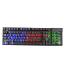 Marvo K605 keyboard USB QWERTY UK English Black