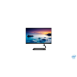 "Lenovo IdeaCentre A340 54.6 cm (21.5"") 1920 x 1080 pixels 10th gen Intel® Core™ i3 8 GB DDR4-SDRAM 1000 GB HDD Windows 10 Home Wi-Fi 5 (802.11ac) All-in-One PC Black"