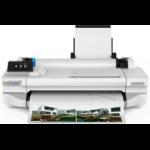 HP Designjet T125 large format printer Thermal inkjet 1200 x 1200 DPI Ethernet LAN Wi-Fi