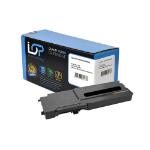 Click, Save & Print Remanufactured Dell 593-11119 / 4CHT7 Black Toner Cartridge