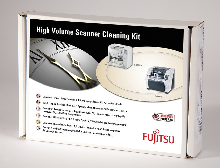Scanner Cleaning Kit