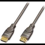 Lindy 0.5m Gold HDMI Cable 0.5m HDMI HDMI Black HDMI cable