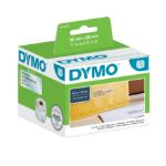 DYMO 99013 (S0722410) DirectLabel-etikettes, 89mm x36mm