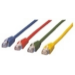 MCL Cable RJ45 Cat6 2.0 m Red cable de red 2 m Rojo