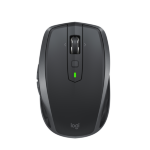 Logitech MX Anywhere 2S RF Wireless+Bluetooth 4000DPI Right-hand Black,Grey mice