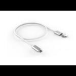 LMP 17463 USB Kabel 3 m USB C Silber