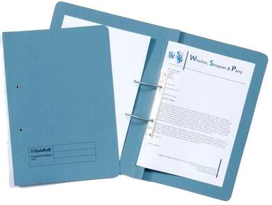 Guildhall 211/9060Z folder Blue