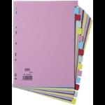 Elba 100080774 Multicolour 15pc(s) divider