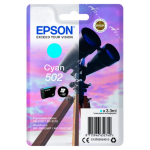 Epson C13T02V24010 (502) Ink cartridge cyan, 160 pages, 3ml