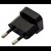 Acer Plug EU Type C (Europlug) Black power plug adapter