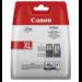 Canon PG-540BK XL/CL-541 cartucho de tinta 4 pieza(s) Original Negro, Cian, Magenta, Amarillo