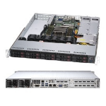 Supermicro A+ Server 1114S-WTRT Socket SP3 Rack (1U) Black