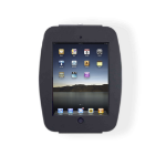 Maclocks Space Enclosure for iPad2/3/4/Air - Black 224SENB