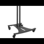 Premier Mounts PSD-EB72CB multimedia cart/stand Black Flat panel