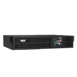 Tripp Lite SmartOnline 230V 1kVA 800W Double-Conversion UPS, 2U Rack/Tower, Extended Run, Network Card Options, USB, DB9 Serial