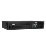 Tripp Lite SmartOnline 230V 1kVA 800W Double-Conversion UPS, 2U Rack/Tower, Extended Run, Network Card Options, USB, DB9 Serial